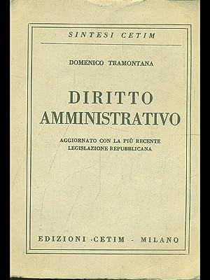 Diritto amministrativo: Domenico Tramontana