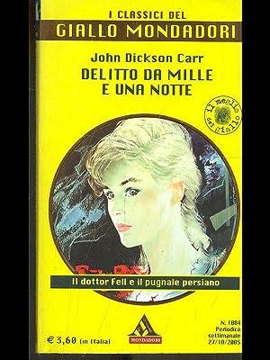 Delitto da mille e una notte: John Dickson Carr