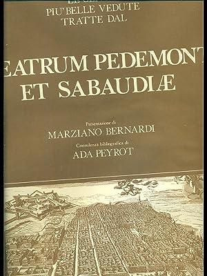 Theatrum Pedemontii er Sabaudiae: AA.VV.