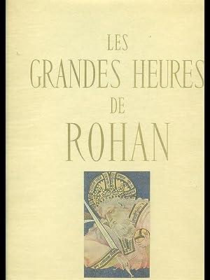 Les grasndes heures de Rohan. Les tresors: Jean Porcher