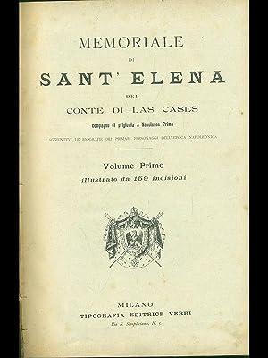 Memoriale di Sant'Elena vol.1: Conte di Las