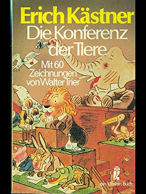 Die konferenz der tiere: Erich Kastner
