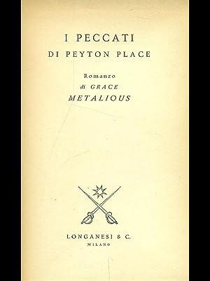 I peccati di Peyton Place: Grace Metalious