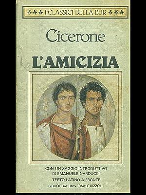 L'amicizia: Cicerone