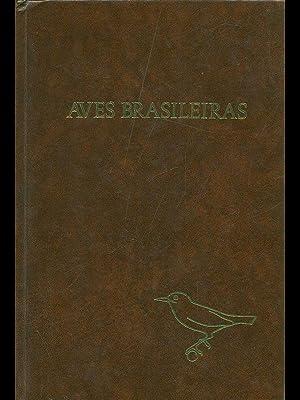 Aves brasileiras vol. 1: Johan Dalgas Frisch