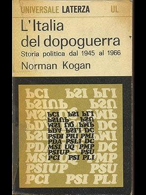 L'Italia del dopoguerra: Norman Kogan