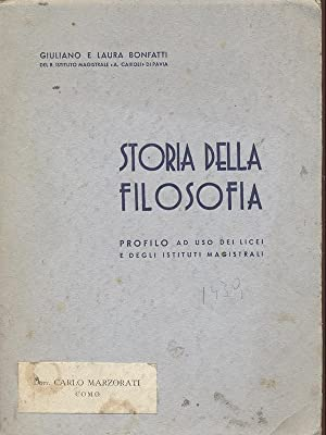 Storia della filosofia: Giuliano e Laura