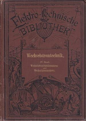 Wechselstromtechnik - in lingua tedesca: AA.VV.