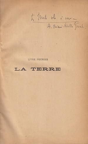 La Terre - in lingua francese: AA.VV.