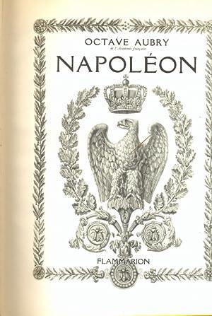 Napoleon - in lingua francese: Octave Aubry