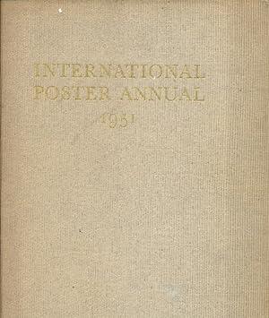 International poster annual 1951 - lingue: inglese,: W.H. Allner