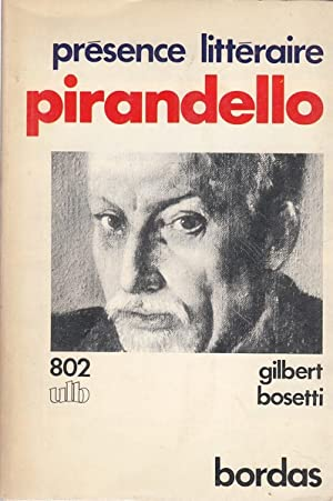 Prandello - in lingua francese: Gilbert Bosetti