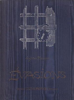 Evasions - in lingua francese: Sylvio Marino