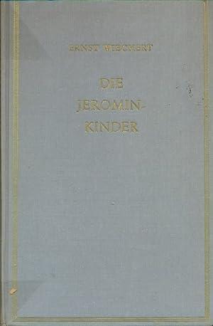 Die jeromin-kinder - in lingua tedesca: Ernst Wiechert