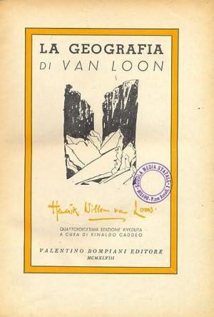 La geografia: H.W. Van Loon