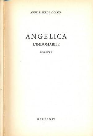 Angelica l'indomabile: Anne e Serge