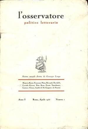 L'osservatore politico letterario: AA.VV.
