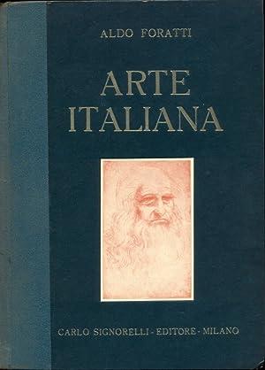 Arte italiana: Aldo Foratti
