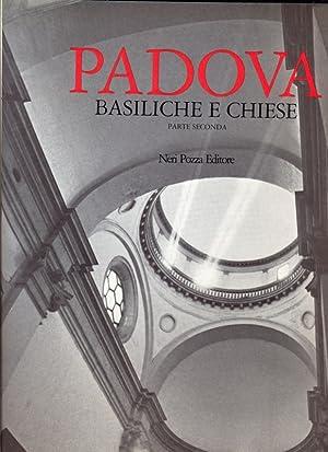 Padova - Basiliche e chiese: AA.VV.
