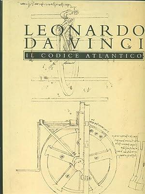 Leonardo Da Vinci Il codice Atlantico vol: aa.vv.
