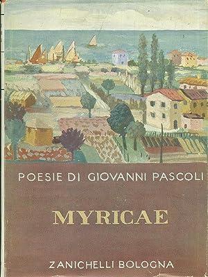 Myricae: Giovanni Pascoli