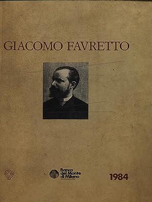 Giacomo Favretto: aa.vv.