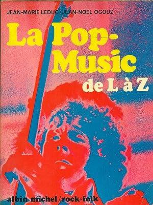 La Pop-Music de L a' Z: Jean-Marie Leduc -