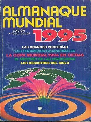 Almanaque Mundial 1995: aa.vv.