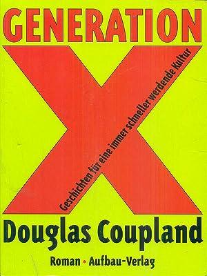 Generation X: Douglas Coupland