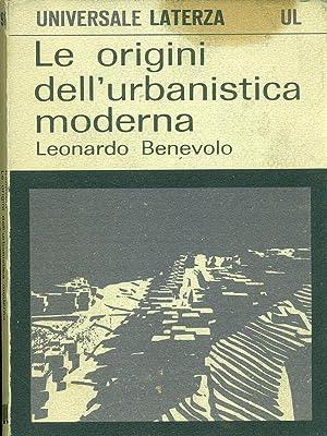 Le origini dell'urbanistica moderna: Leonardo Benevolo