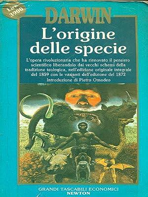 L'origine delle specie: Darwin