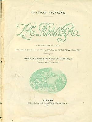 La Danza: Gastone Vuillier