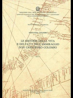 Le Historie della vita e dei fatti: Fernando Colombo