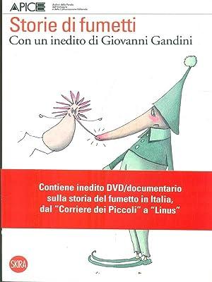 Storie di fumetti - COn un inedito: Alberto Cadioli -