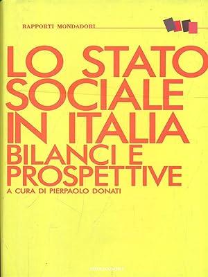 Lo stato sociale in Italia: Pierpaolo Donati
