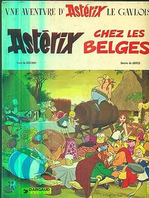 Asterix chez les belges: Uderzo - Goscinny