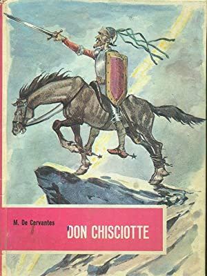 Don Chisciotte: Miguel de Cervantes