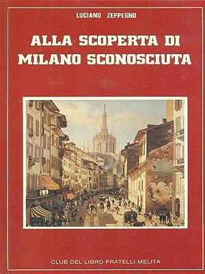 Alla scoperta di Milano sconosciuta: Luciano Zeppegno