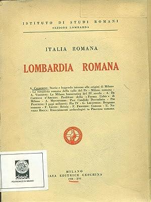 Lombardia Romana: A.Calderini