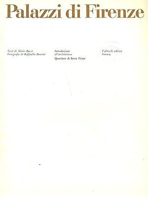 Palazzi di Firenze: Mario Bucci -