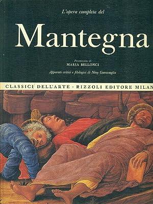 L'opera completa del Mantegna: M.Bellonci - N.Garavaglia