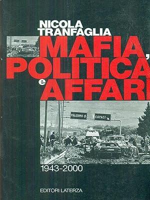 Mafia politica e affari: Nicola Tranfaglia