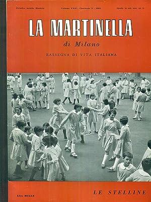 La Martinella vol XXII Fascicolo X 1968: AA.VV.