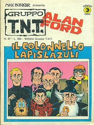 Alan Ford n. 37 - Il colonnello