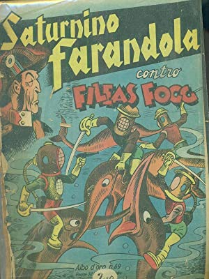 Saturnino farandola contro Fileas Fogg - albo: aa.vv.