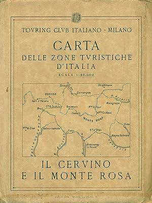 Il Cervino e il Monte Rosa: aa.vv.