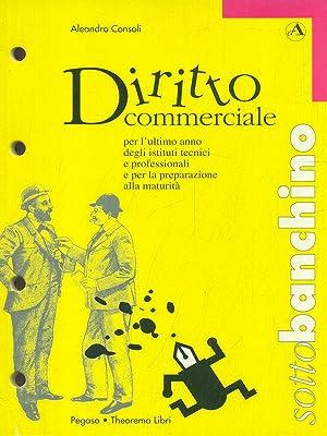 Diritto Commerciale: Aleandro Consoli