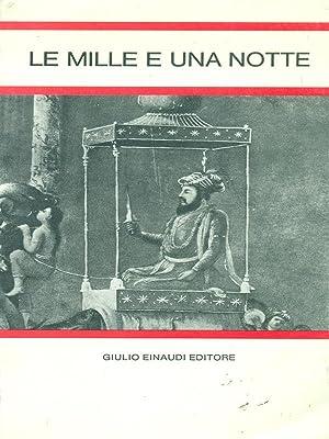 Le mille e una notte: Emilio Faccioli