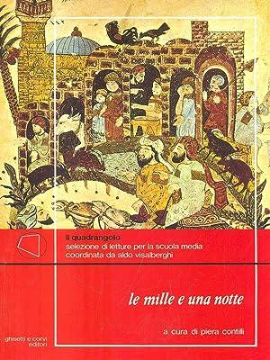 Le mille e una notte: Piera Contili