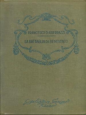 La battaglia di Benevento: Francesco D. Guerrazzi